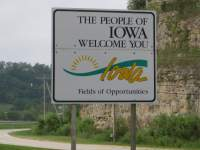 Join me on my journey Iowa